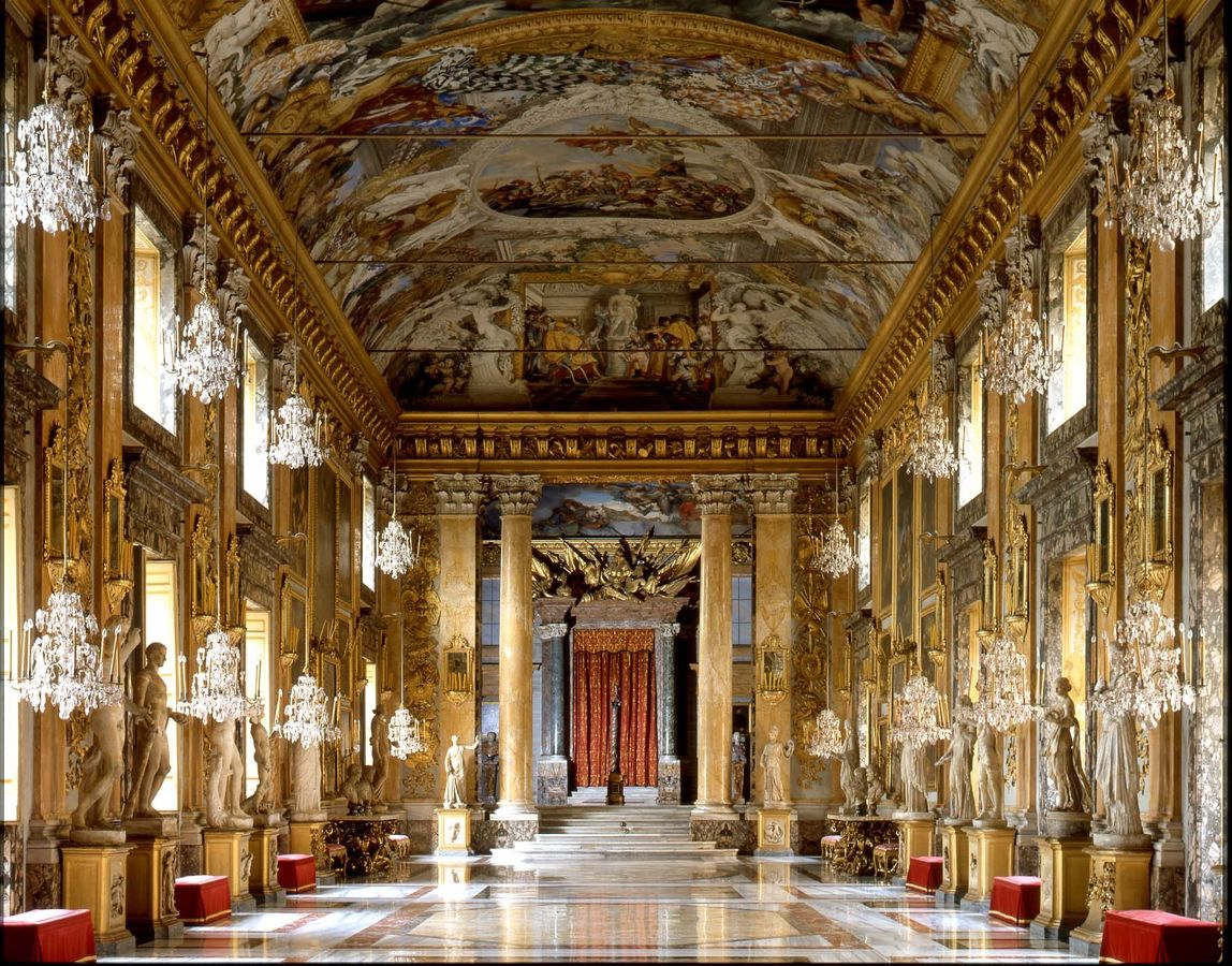 Your Rome Experience 187 Vip Private Princely Palaces Tour